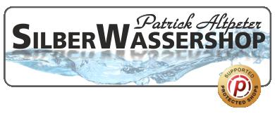 silberwassershop.de Logo